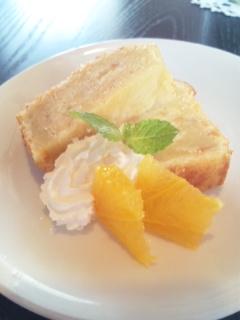 パウンドケーキ〜オレンジ〜