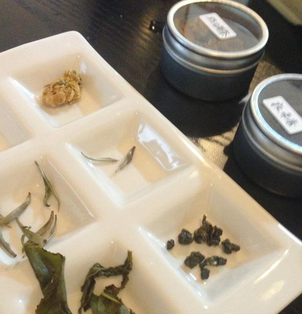中国茶のお稽古