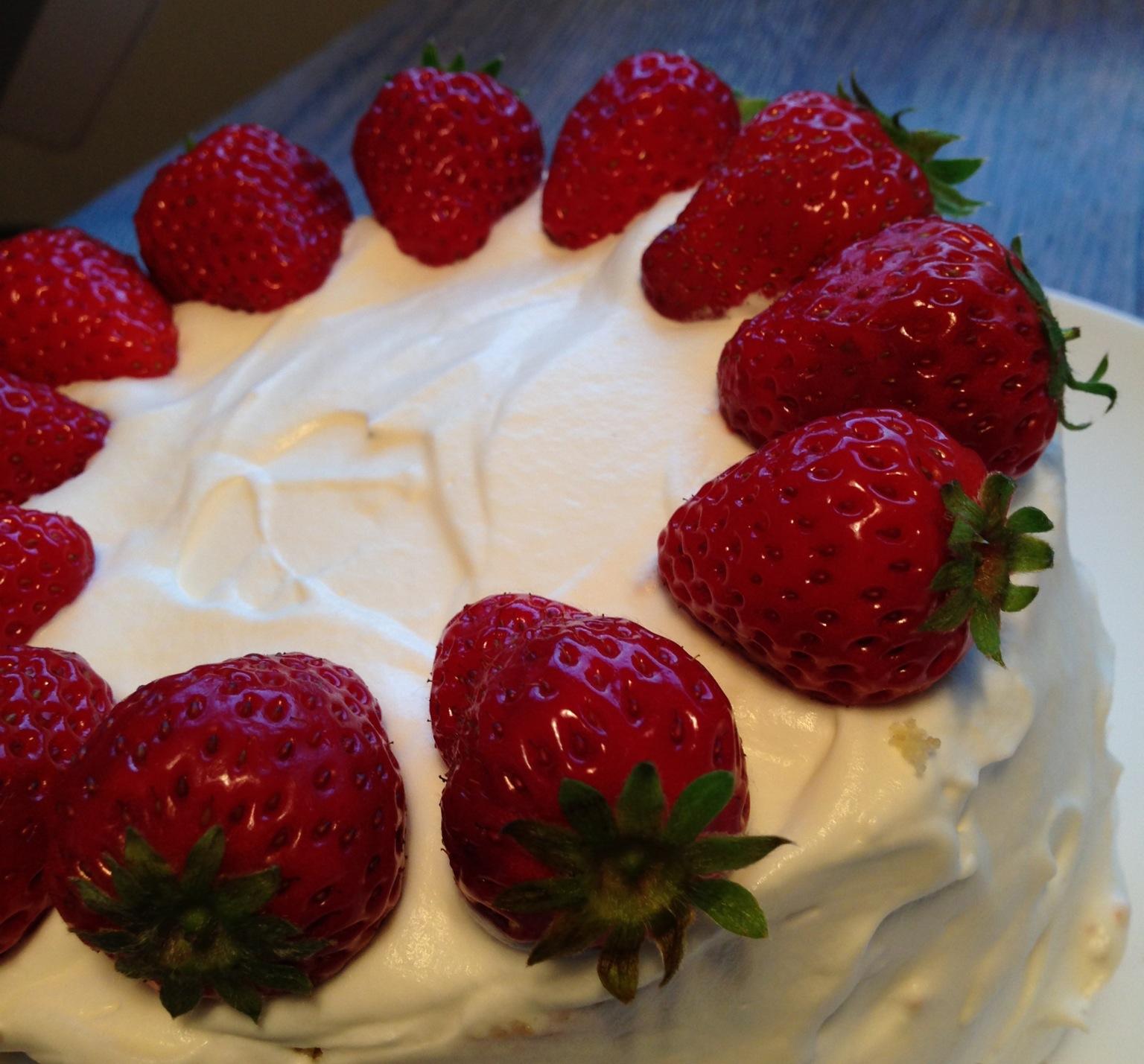 またまたケーキ